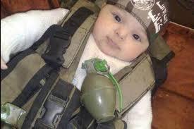 child bomb