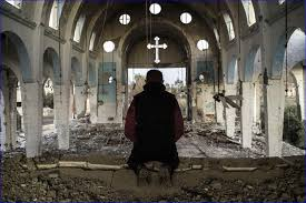 church ruined