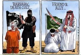 isis and saudi