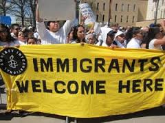 welcome immigrants